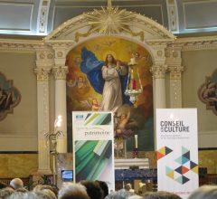 La remise des prix a eu lieu à l'église des Éboulements (Photo : Richard Lavoie)