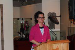 La SQE remercie Annie Breton, directrice du Musée de Charlevoix pour son accueil chaleureux.