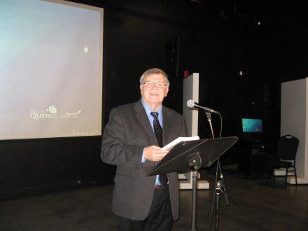 Jean-Pierre Pichette présente l'édition 2016 de Rabaska.