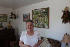 Jacqueline Tremblay, peintre (Baie-Saint-Paul)